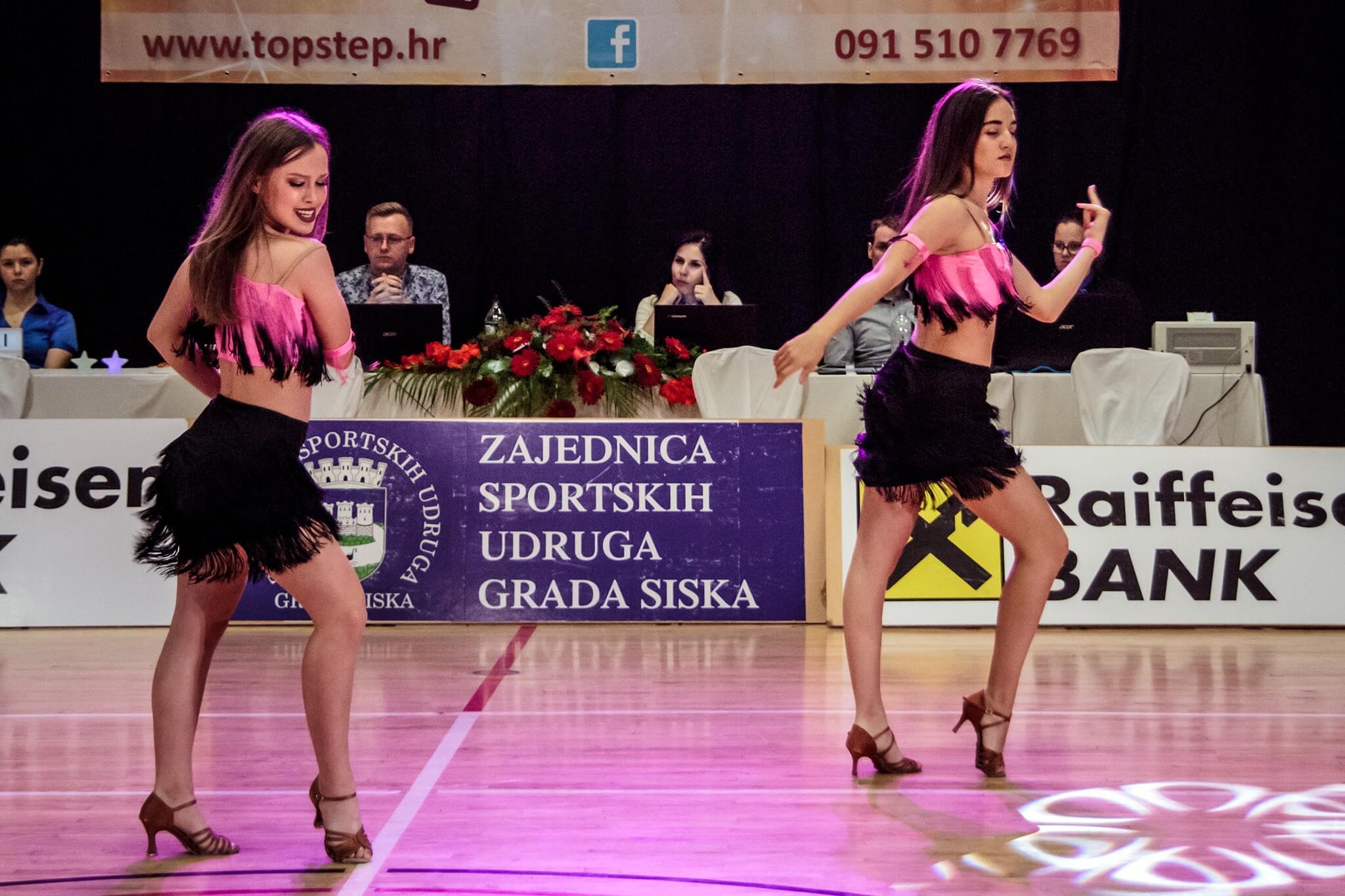 Prvenstvo Hrvatske u sportskim plesovima Sisak 2019.