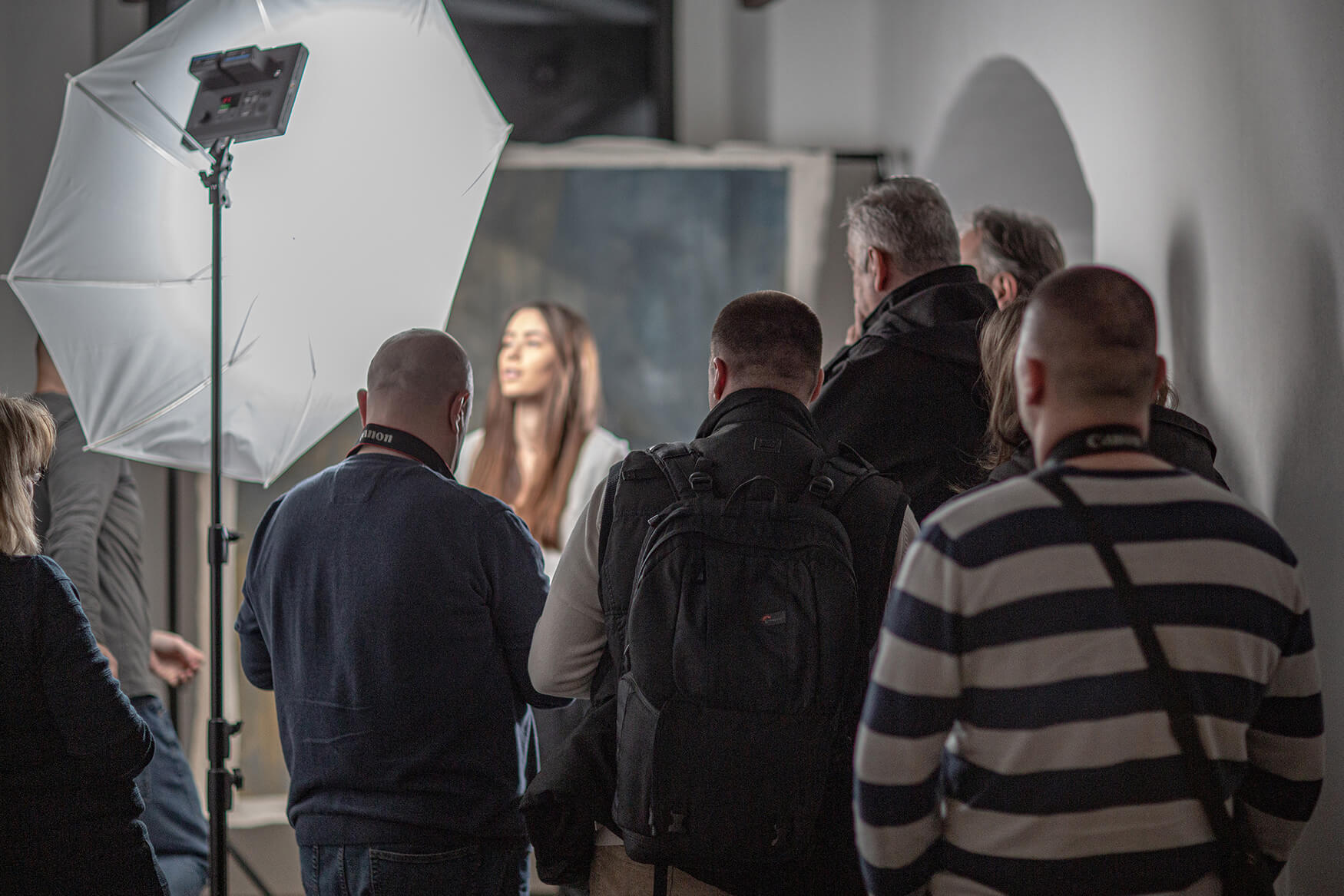 Radionica osnove studijske portretne fotografije