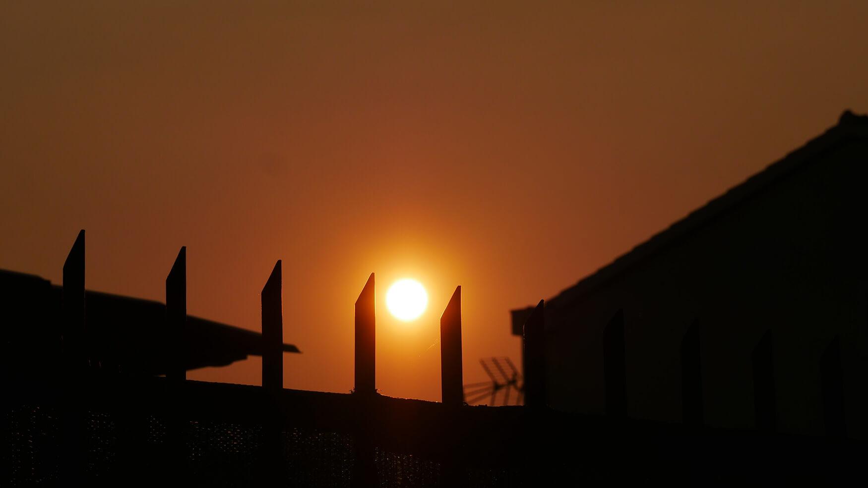 Vedrana_Laca_pogled_iz_sobe_sunset
