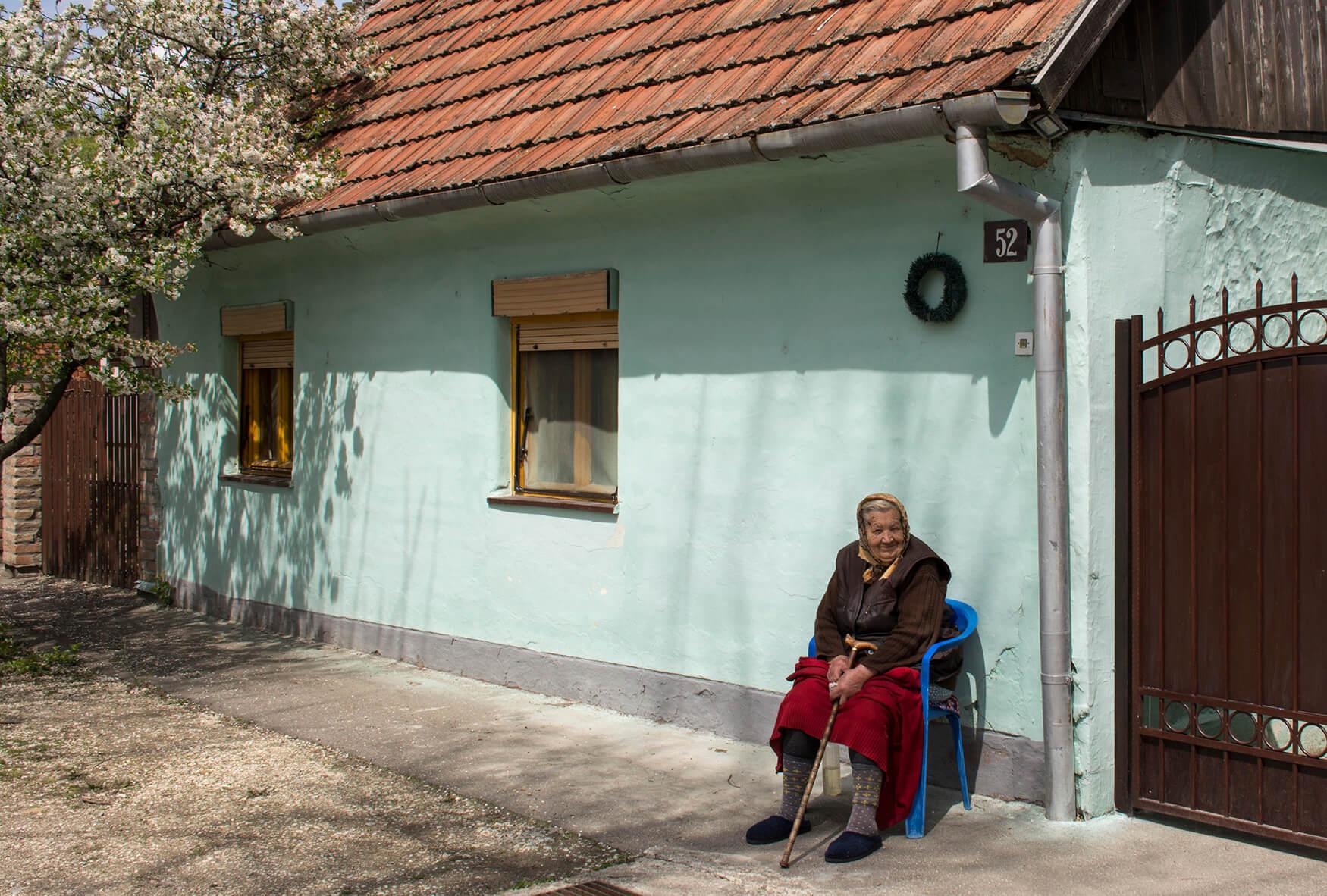 Nada_Mršić_Proleće_jedne_bake